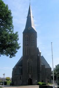 Kerk Deurningen in 2004